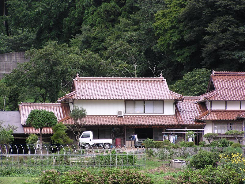 津和野町A邸